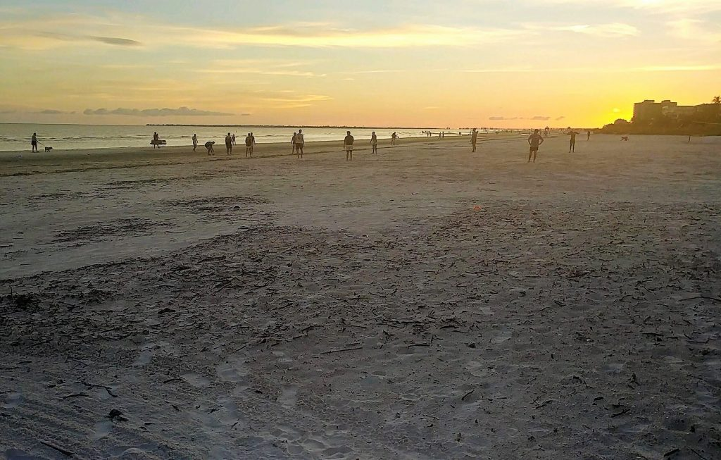beerfoot-beach-rugby-practice-sunset